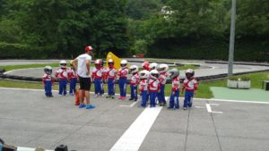 Karting school Birel ART